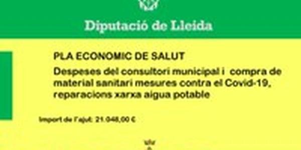 PLA ECONÒMIC DE SALUT