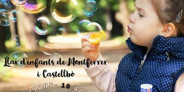 Preinscripcions llar d'infants de Montferrer i Castellbò curs 2020-2021