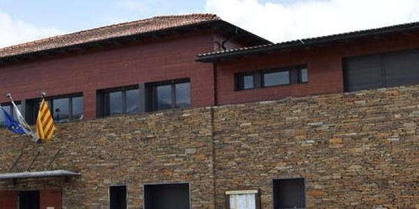 Ajuntament de Montferrer i Castellbò.